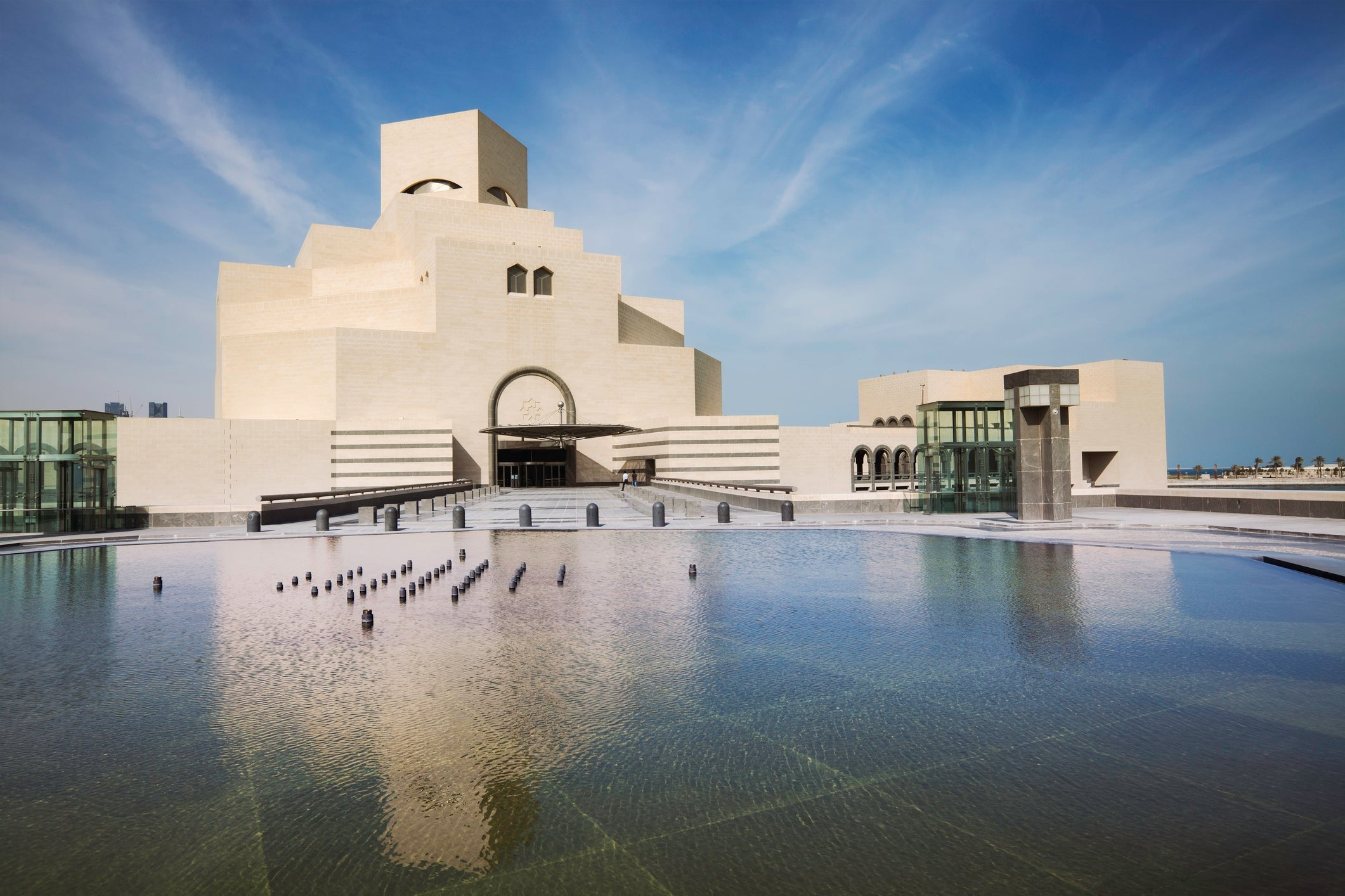 Doha, Qatar: Avant-garde architecture blooms in the desert