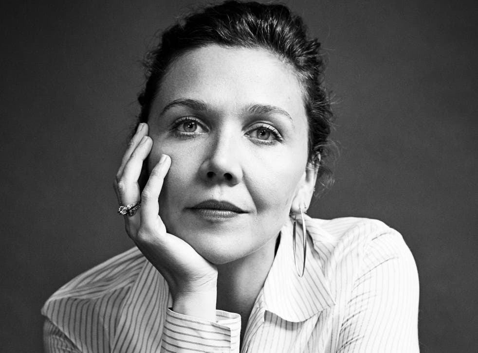 Maggie Gyllenhaal: 'To me it felt like people were very struck by Christine Blasey Ford's lack of performance, because that isn't what we're used to seeing. It felt so truthful in a moment where I think we're really lacking truthfulness'