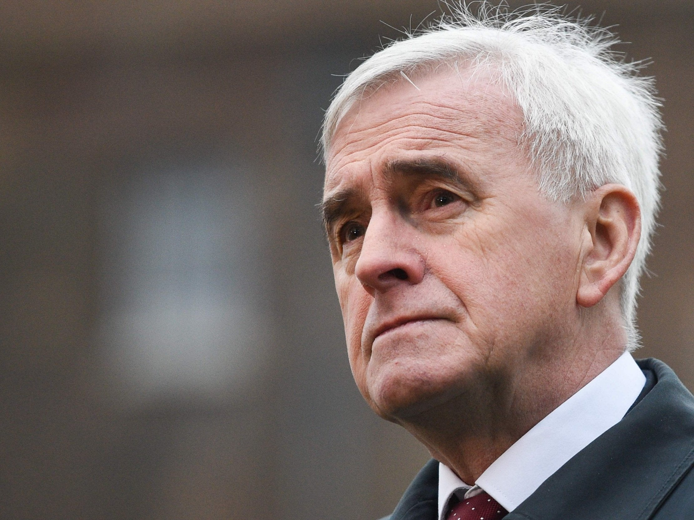 Labour will trial universal basic income if it wins general election, John McDonnell says