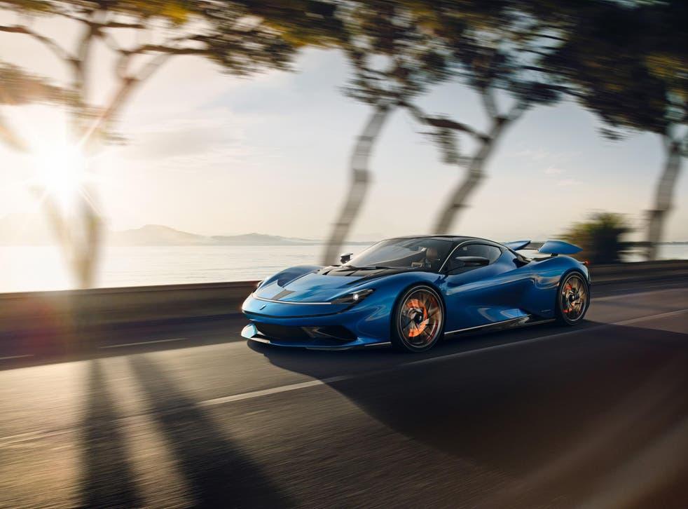 Automobili describes the Pininfarina Battista as 'the hypercar of the future'