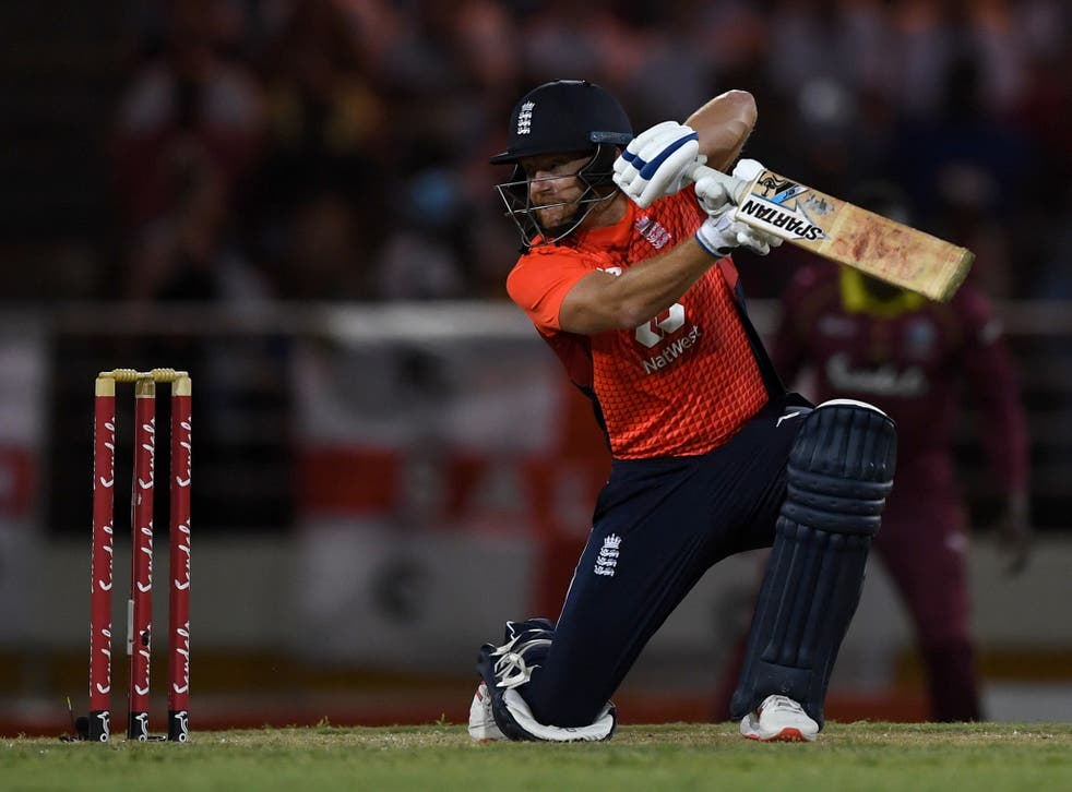 Jonny Bairstow was in superb form for England