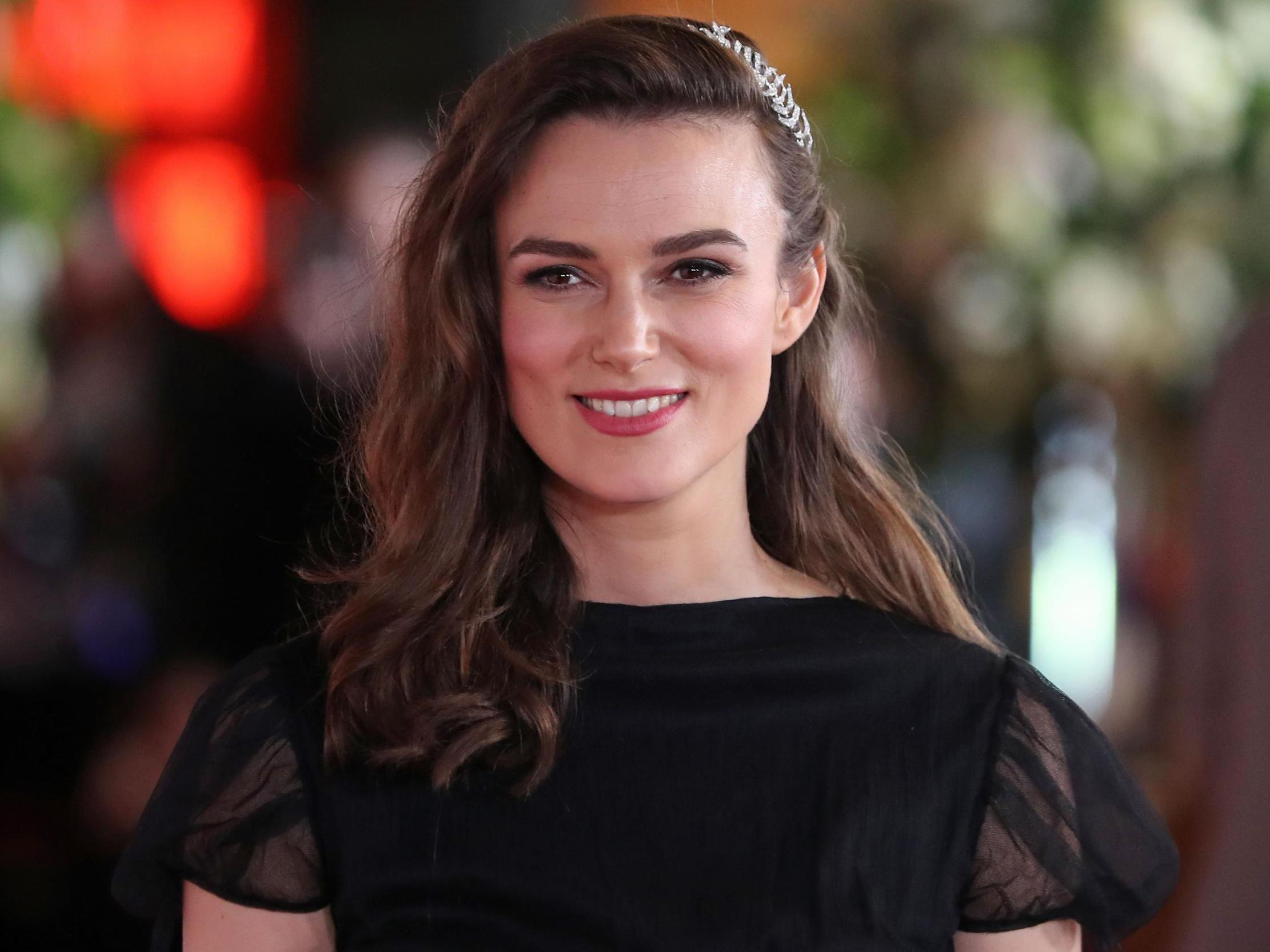 Keira Knightley on how the phrase 'man up' has led to a ...