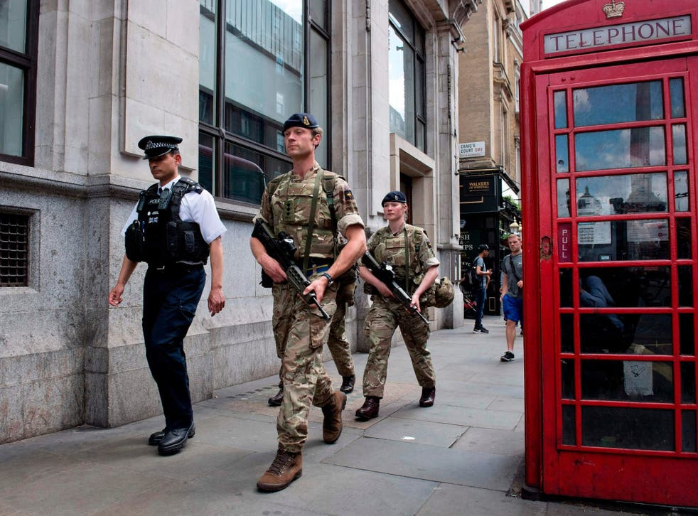 The review will look at 'the procurement process used by the armed forces and other security services'
