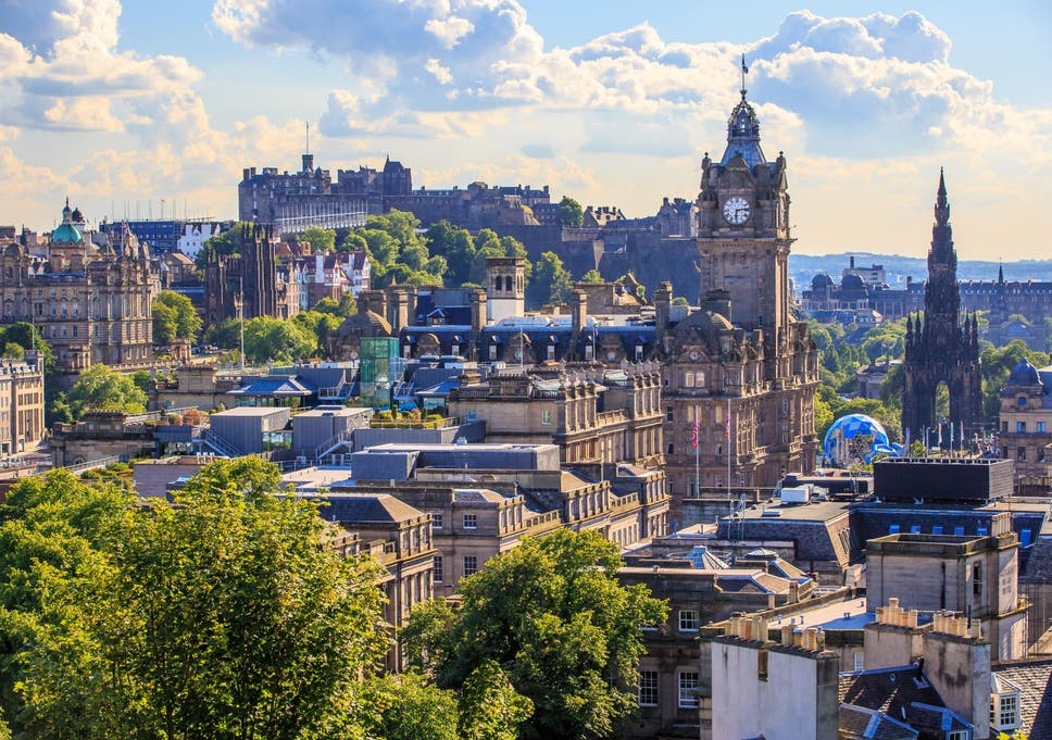 abc0c4679c29 10 of the best boutique hotels in Edinburgh | The Independent