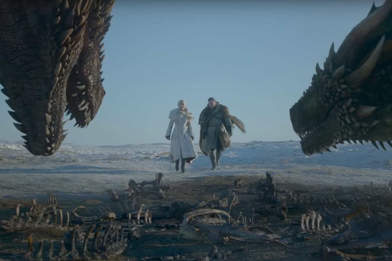 Game Of Thrones Season 8 Trailer Shot By Shot Breakdown From Jon