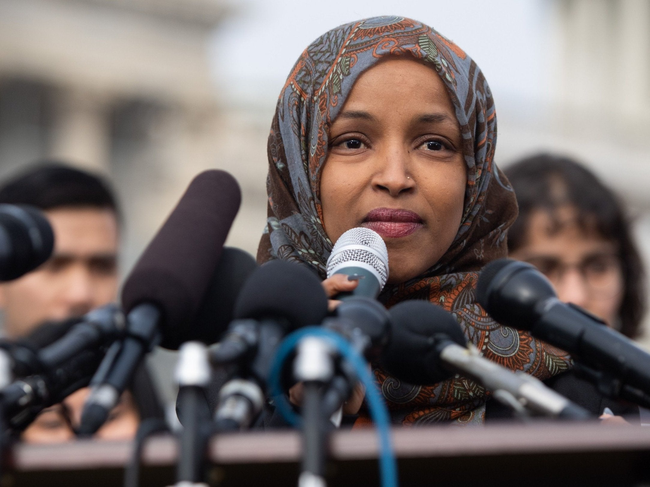What did Ilhan Omar say about Israel? The anti-Semitism