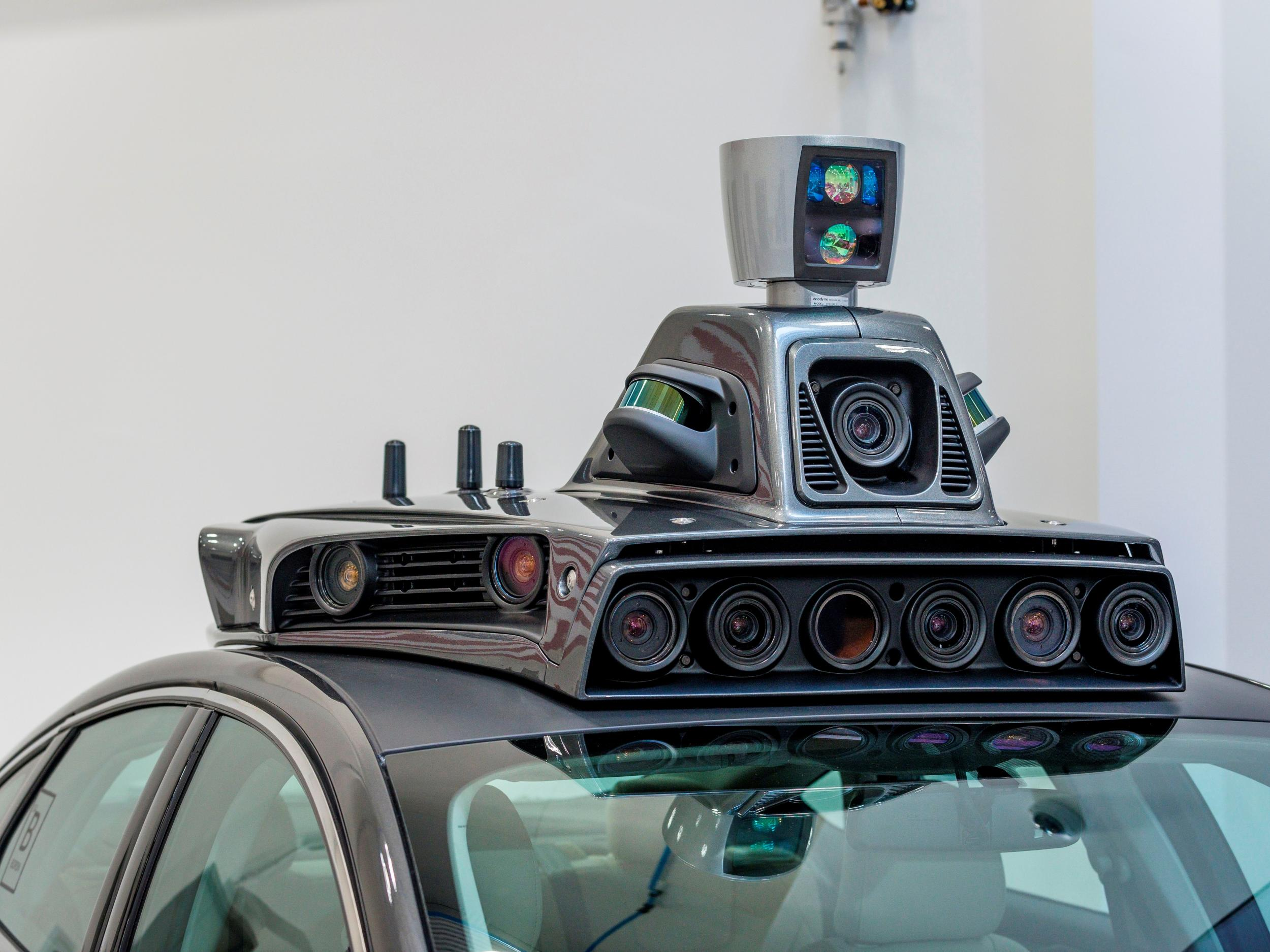 self-driving cars - latest news, breaking stories and