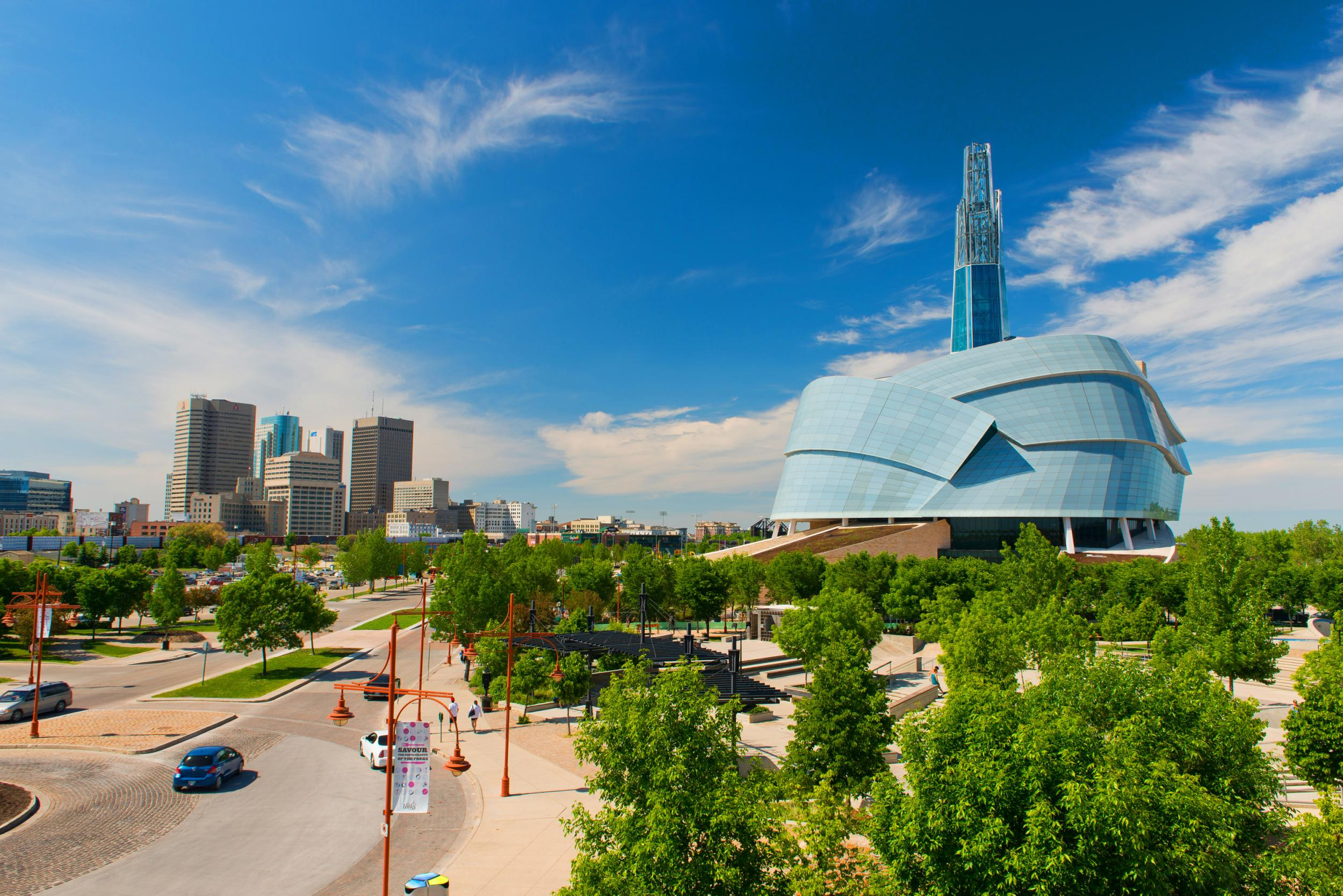 How Winnipeg became Canada's comeback city | The Independent