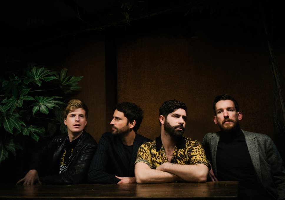 fae2e5ea8 Foals interview: 'Brexit feels like an act of self-harm' | The ...