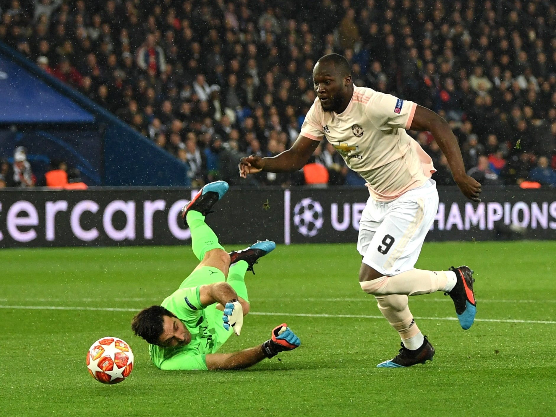 PSG Vs Manchester United Five Things We Learned As Marcus