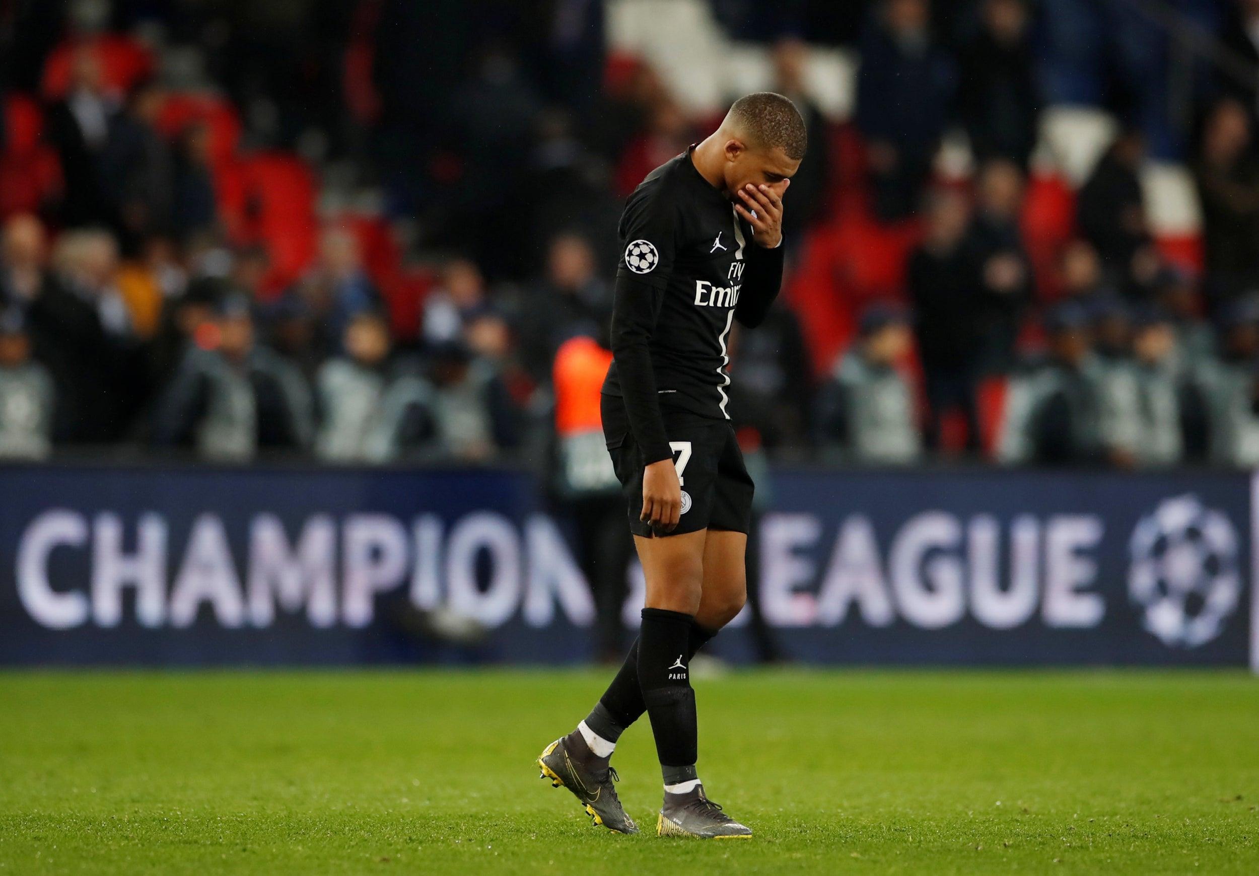 Man Utd Vs Psg: PSG Leave Pathetic Champions League Legacy After