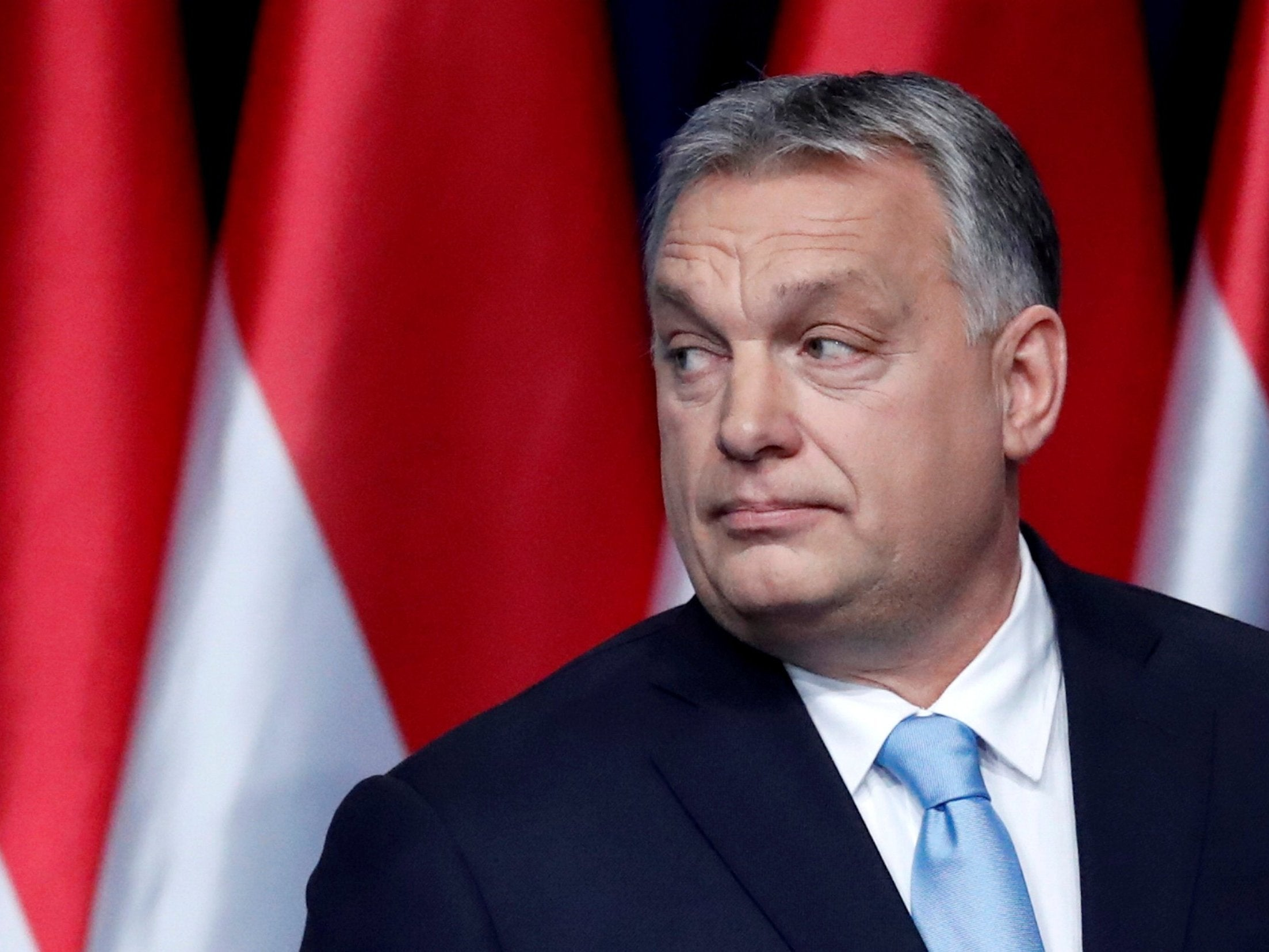 Hungary's far-right government says it won't veto Brexit extension a…