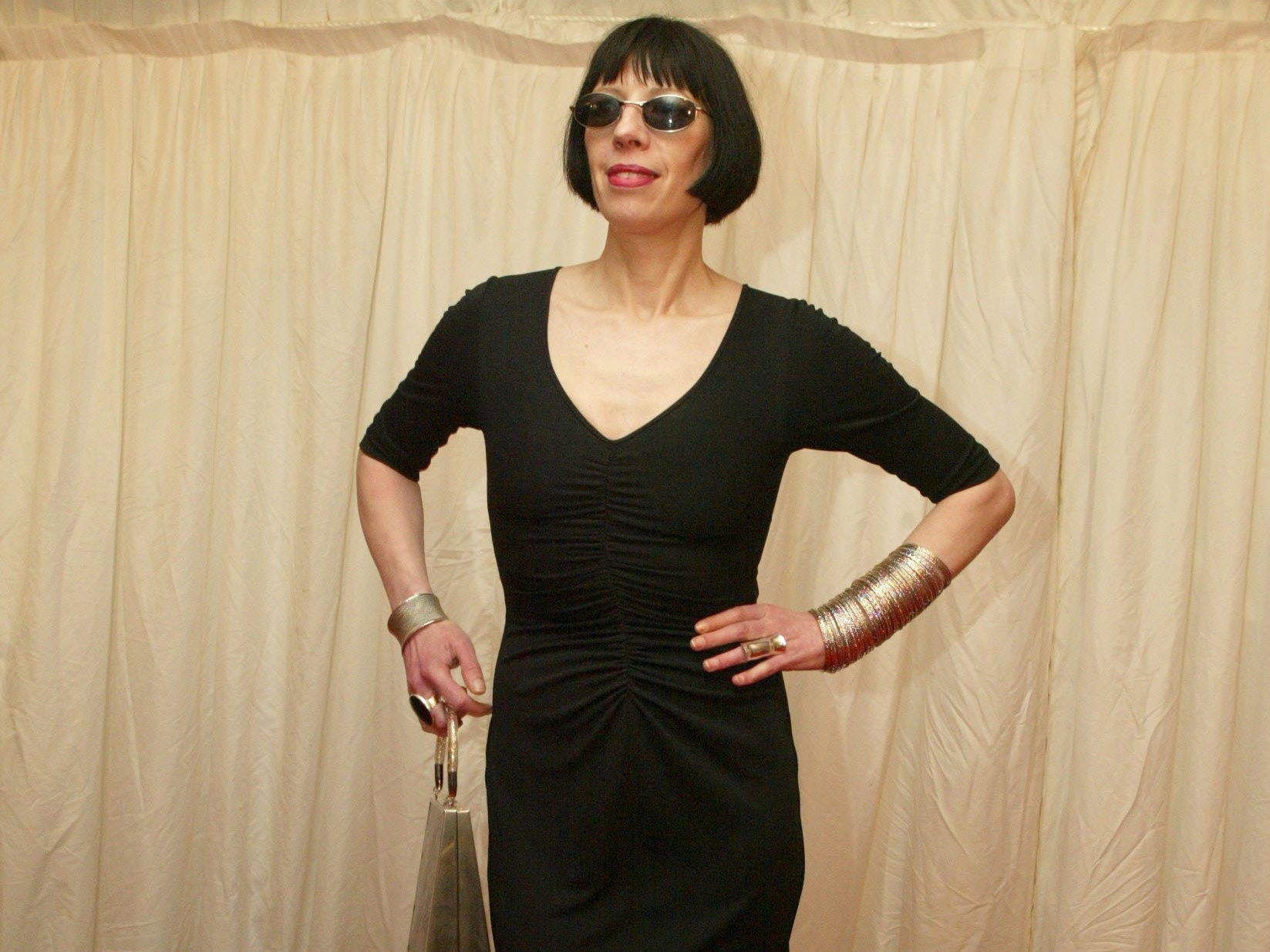 This bland world of safe spaces needs more glorious risk-takers like Magenta Devine