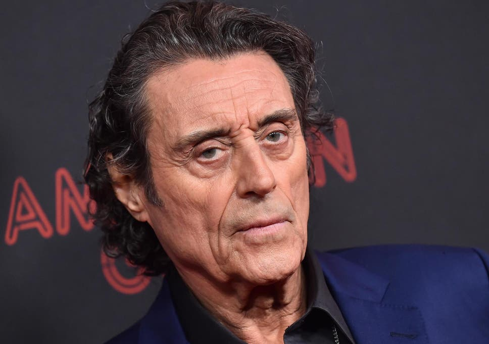 Ian McShane: 'Michael McIntyre and Jack Whitehall are two of