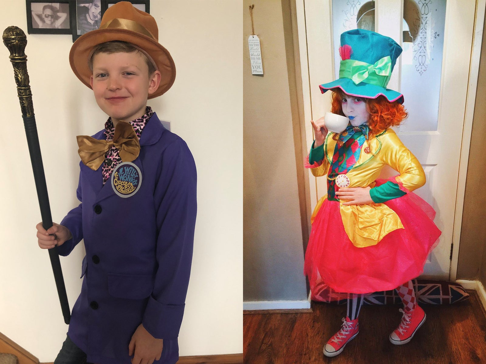 best character costumes world book day costumes: this year's best outfits, from