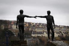 EU negotiators give UK 48-hour deadline to fix Irish backstop