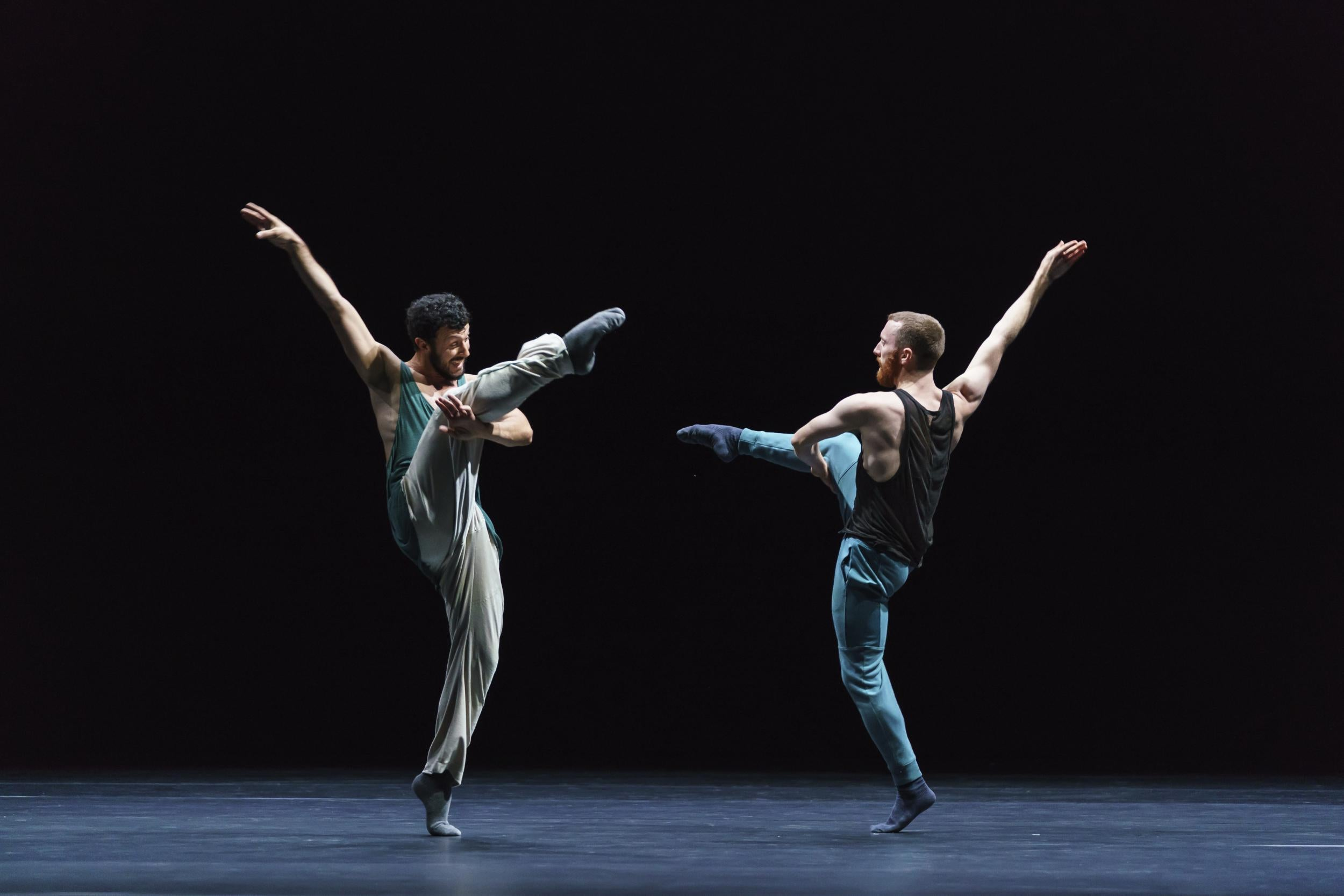 William Forsythe interview: 'I like being part of the big ballet conversation'
