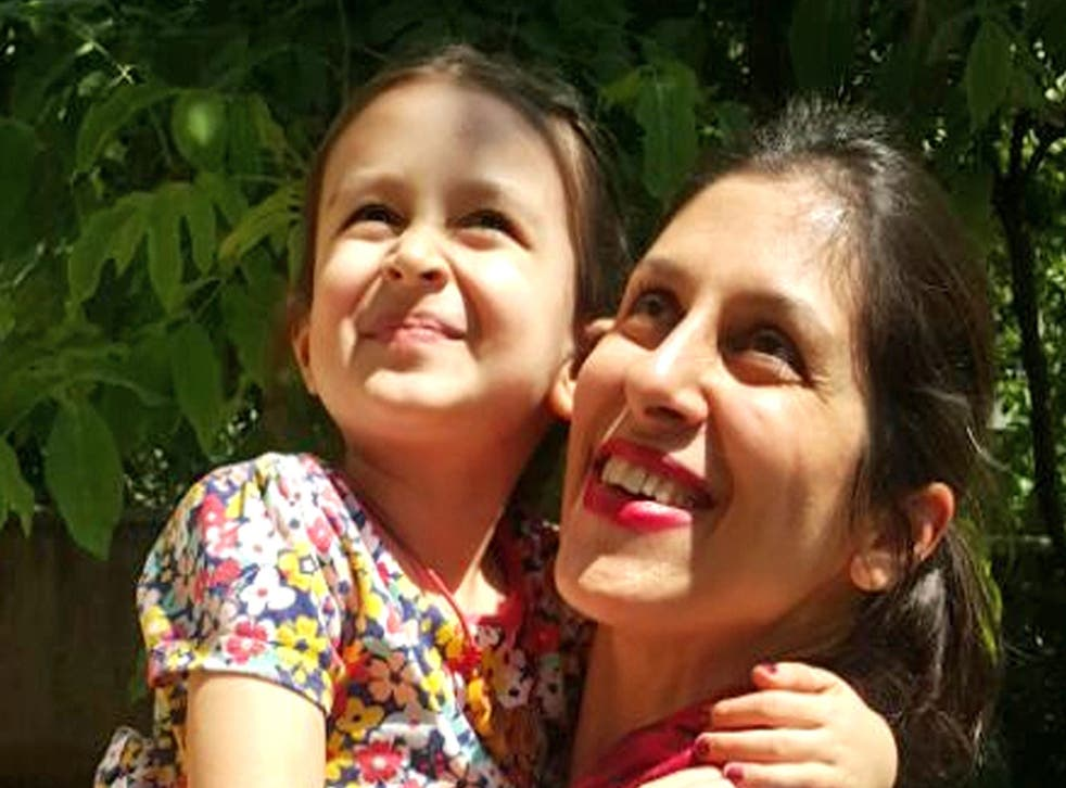 <p>Ms Zaghari-Ratcliffe, a British-Iranian dual national, was arrested in 2016</p>