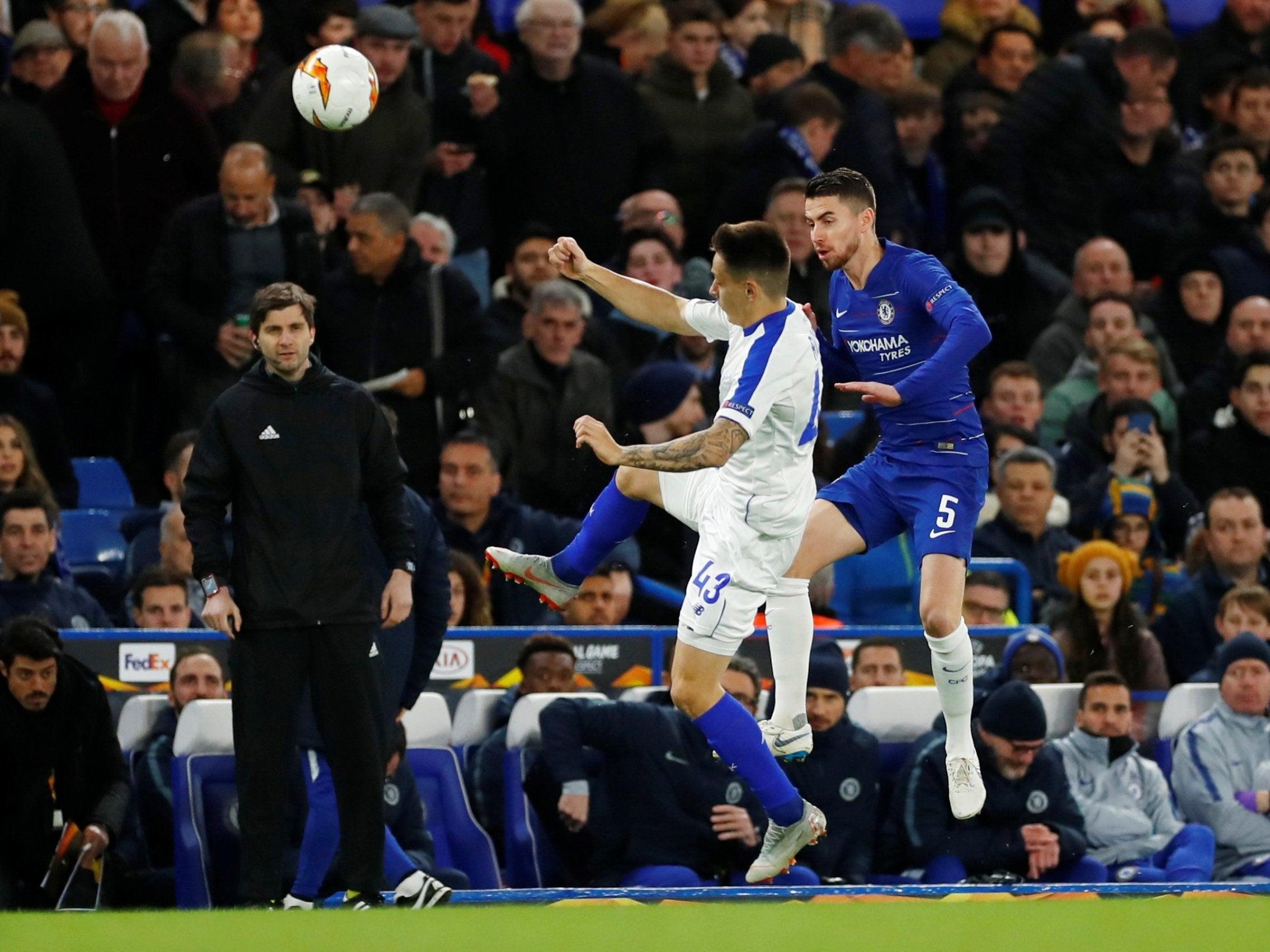 Dynamo Kyjev – Chelsea Facebook: Chelsea Coast Past Dymano Kiev To Put One Foot In Europa
