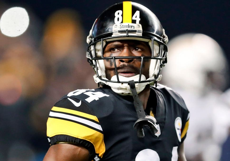 6fe03830e Antonio Brown  Buffalo Bills pull out of trade talks as Pittsburgh Steelers   wide receiver s future takes new twist