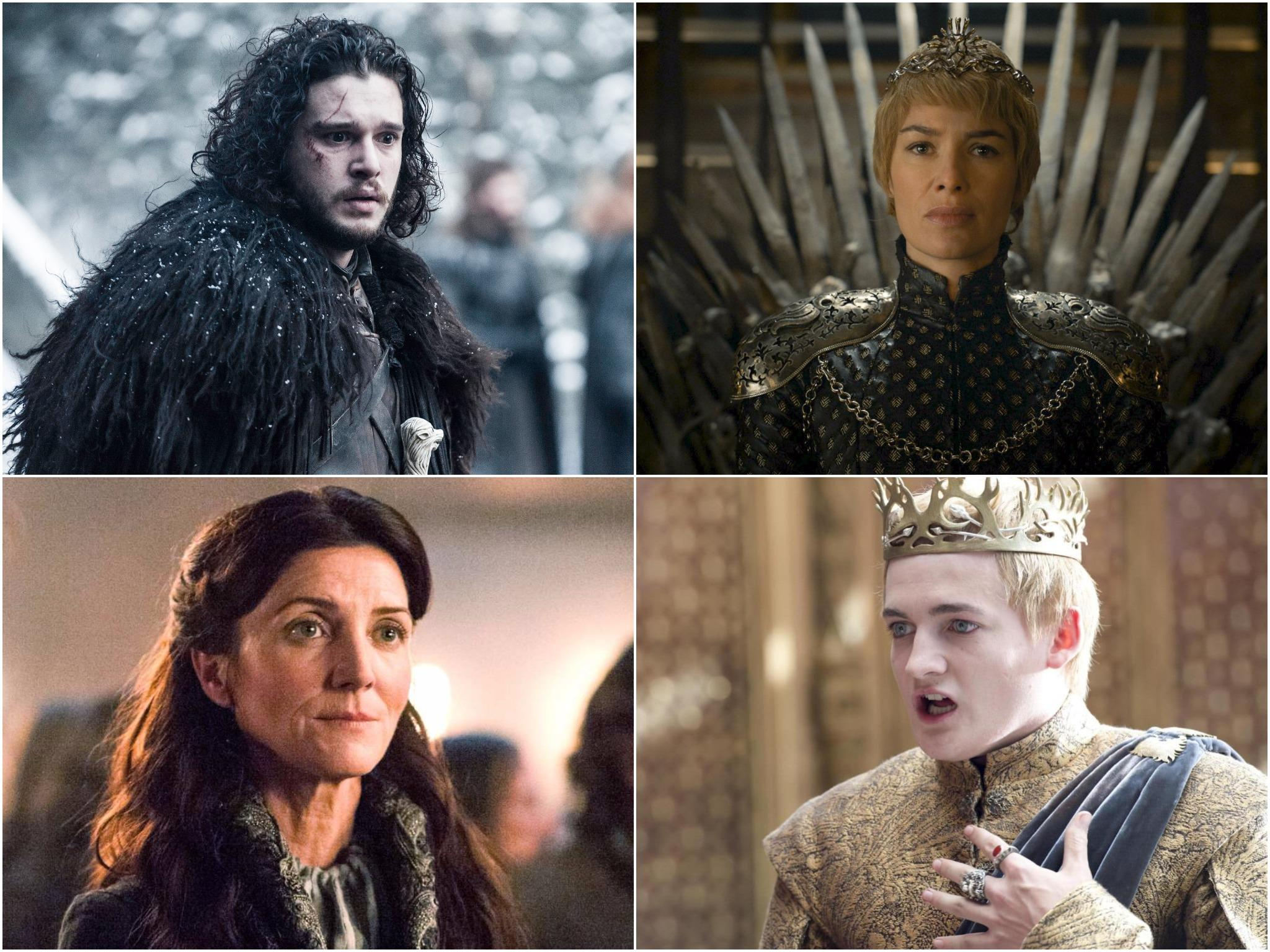 Game Of Thrones Characters Ranked Worst To Best From Cersei