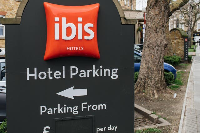 An Ibis Styles hotel was accused of racially segregating customers