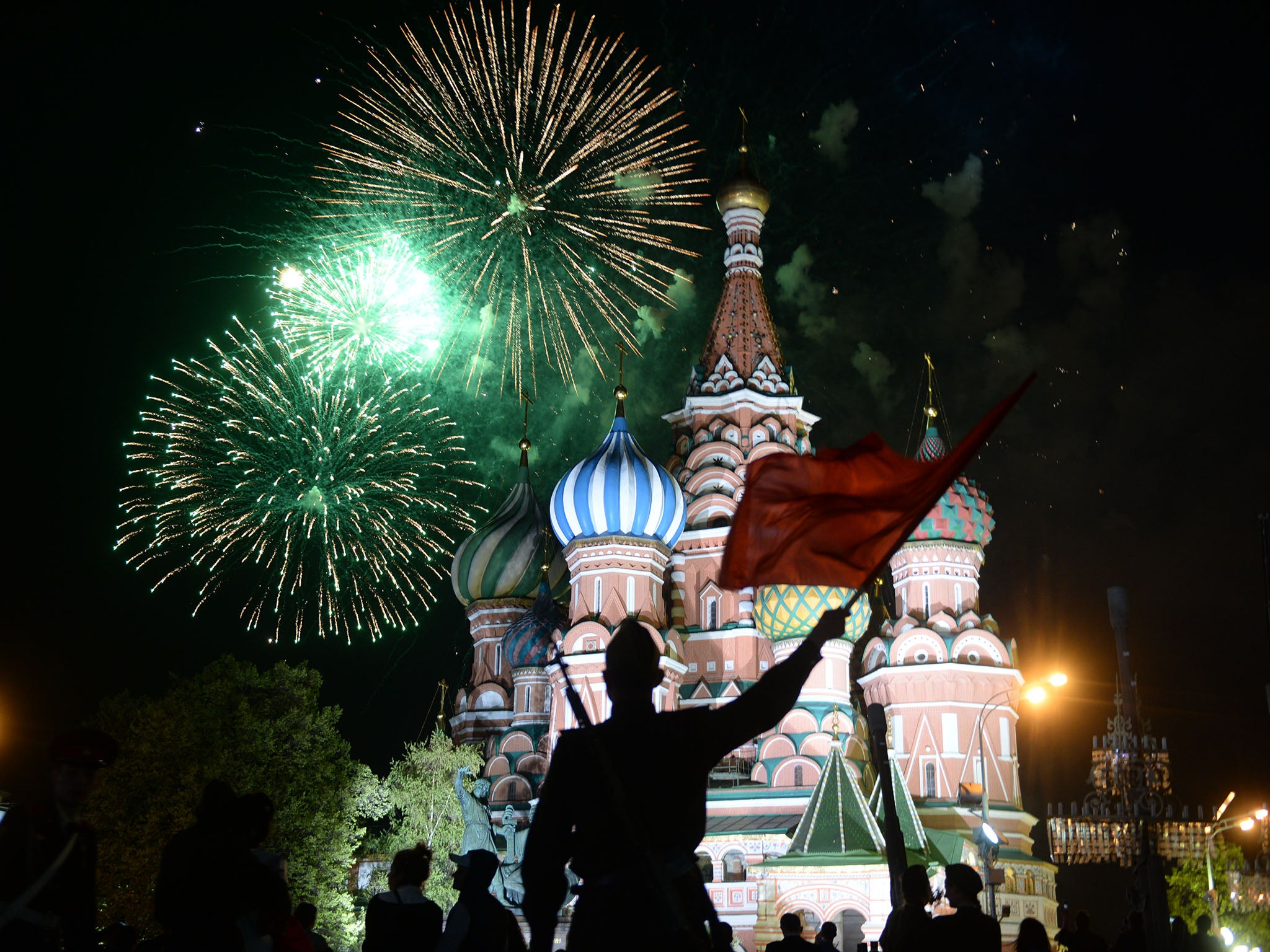 Is Russia's imperial dream really over?