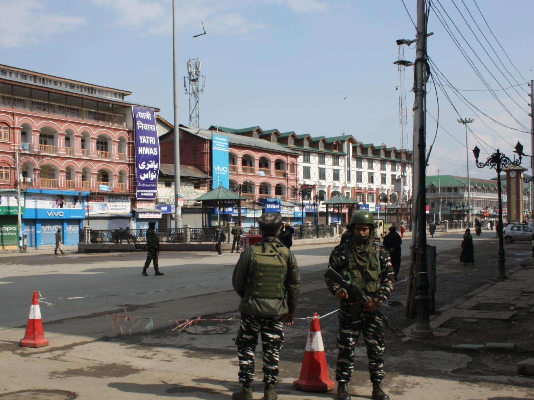 Kashmir Is No Longer Safe For Kashmiris Life Amid The Threat Of