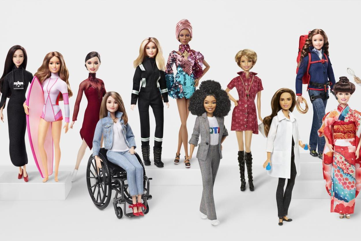 Barbie Turns 60 How The Iconic Doll Has Changed Over The Years