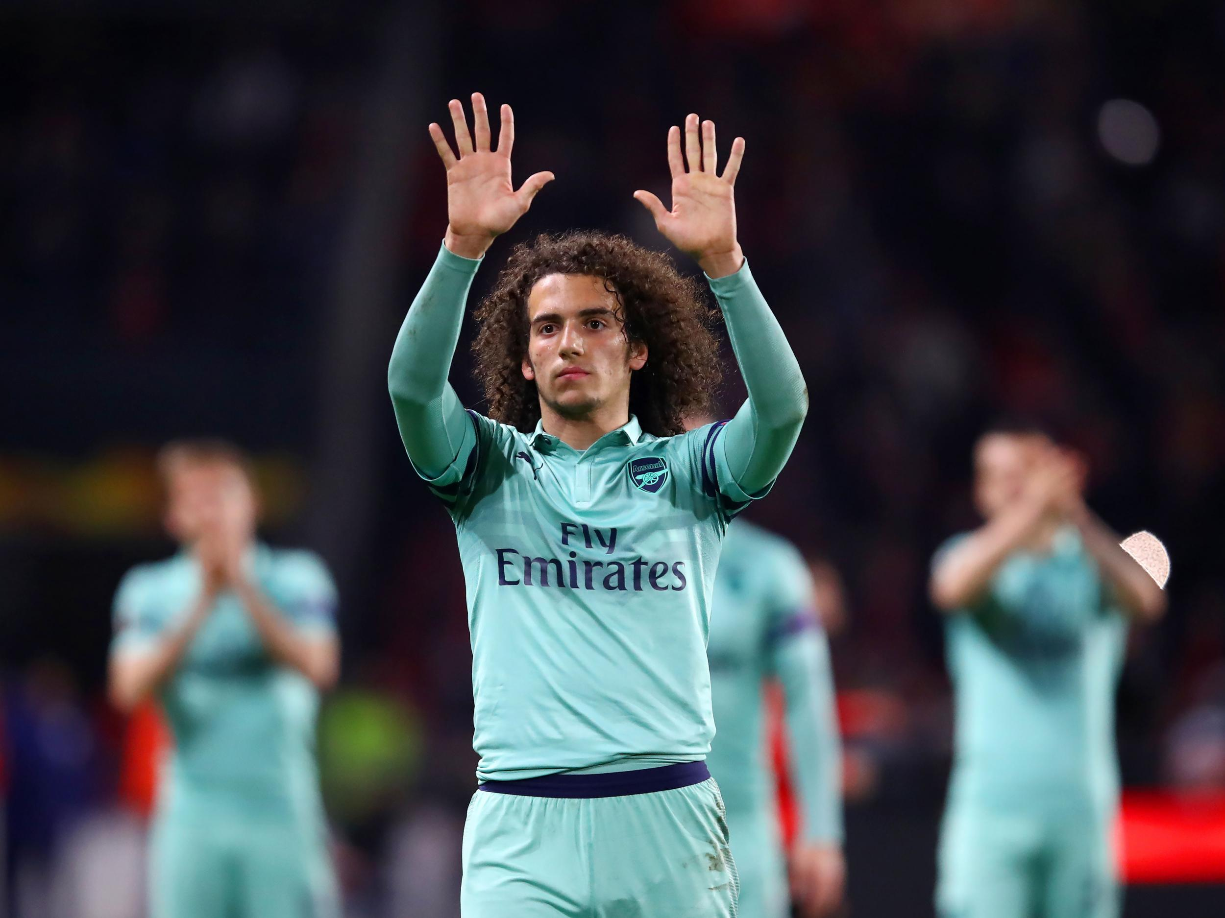 huge selection of f08eb 814f9 Matteo Guendouzi - latest news, breaking stories and comment ...