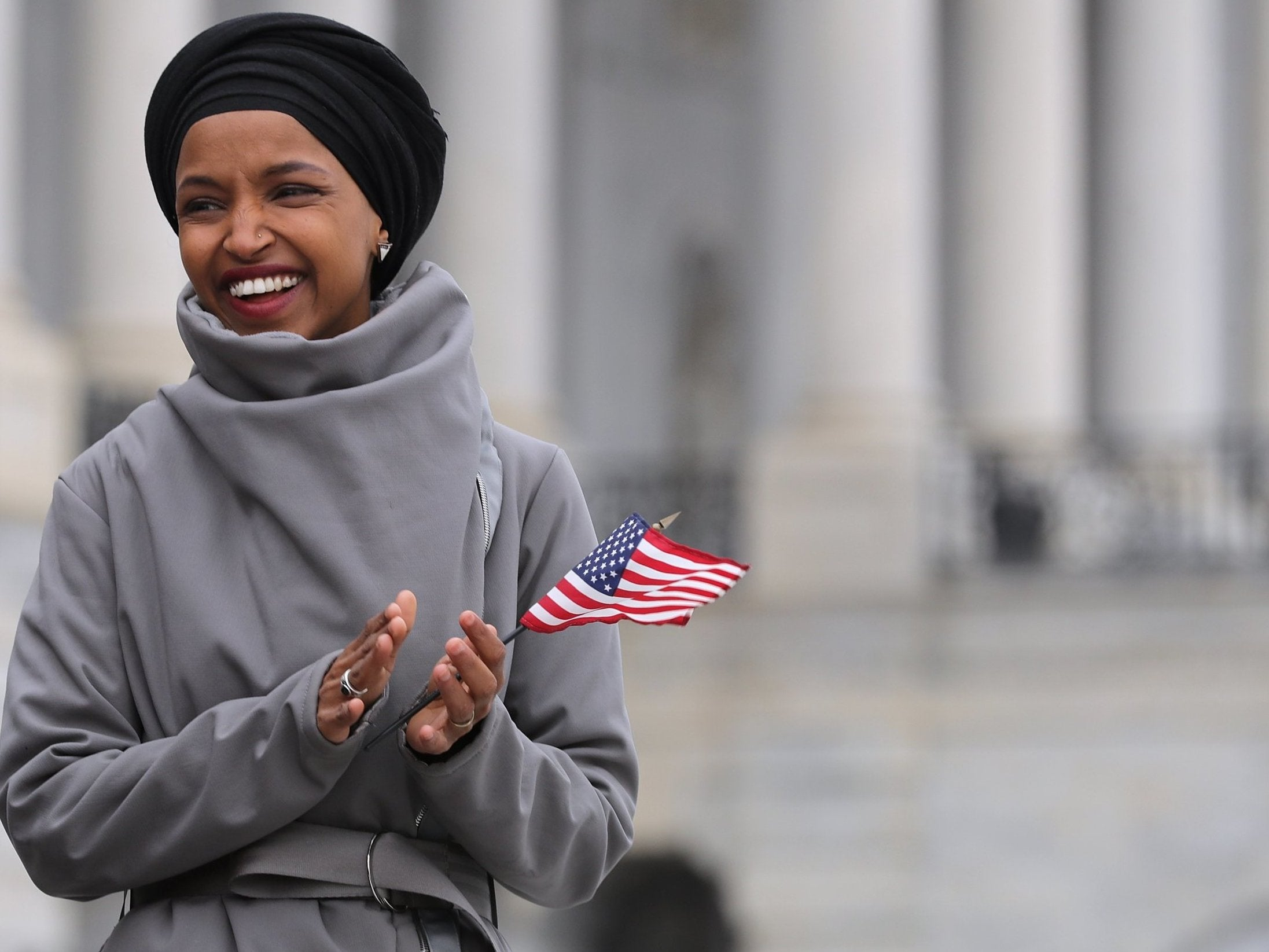 Please stop assuming I vote Democrat because I'm a Muslim woman who wears the hijab