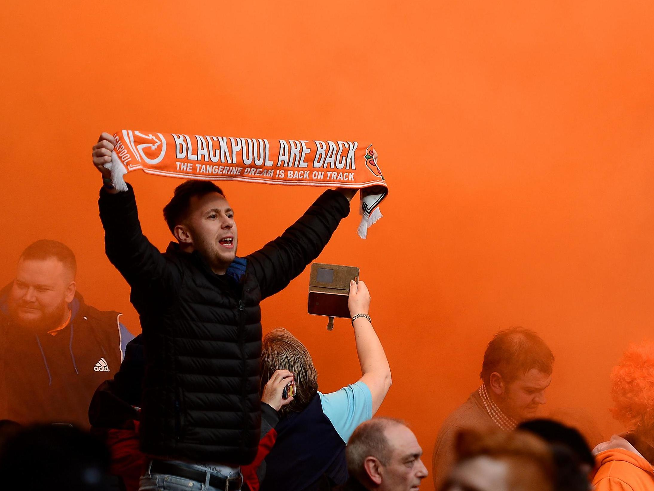 Blackpool rise from ashes in new hope but redemption comes