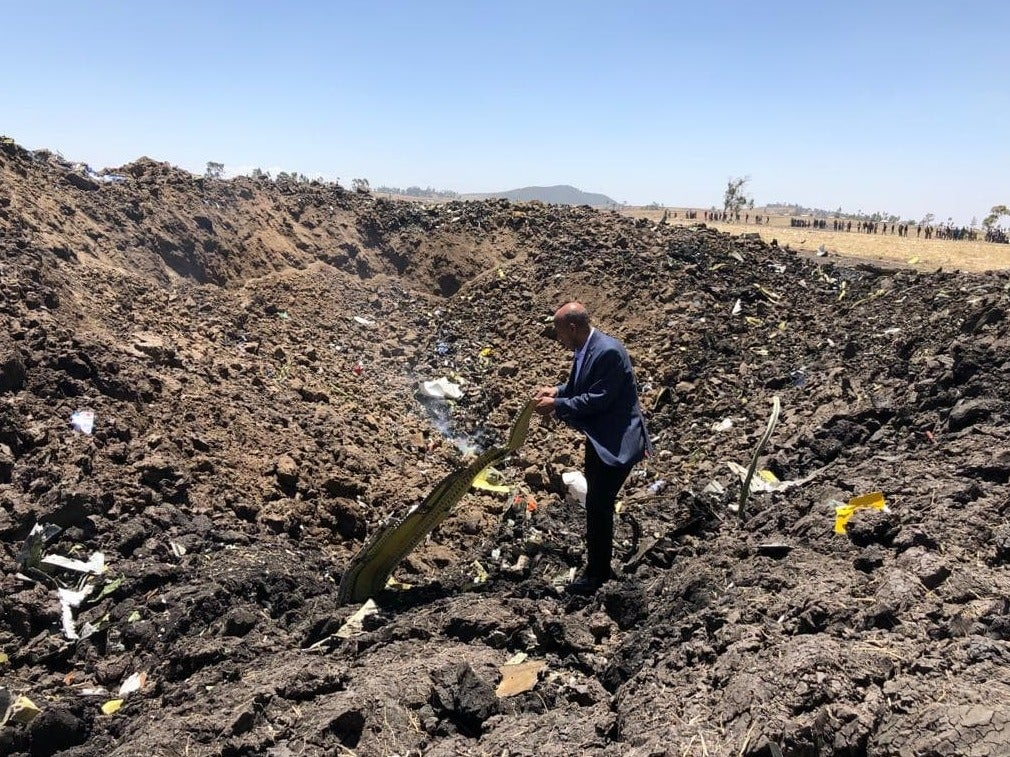Ethiopian Airlines crash: All 157 on board dead after Addis Ababa