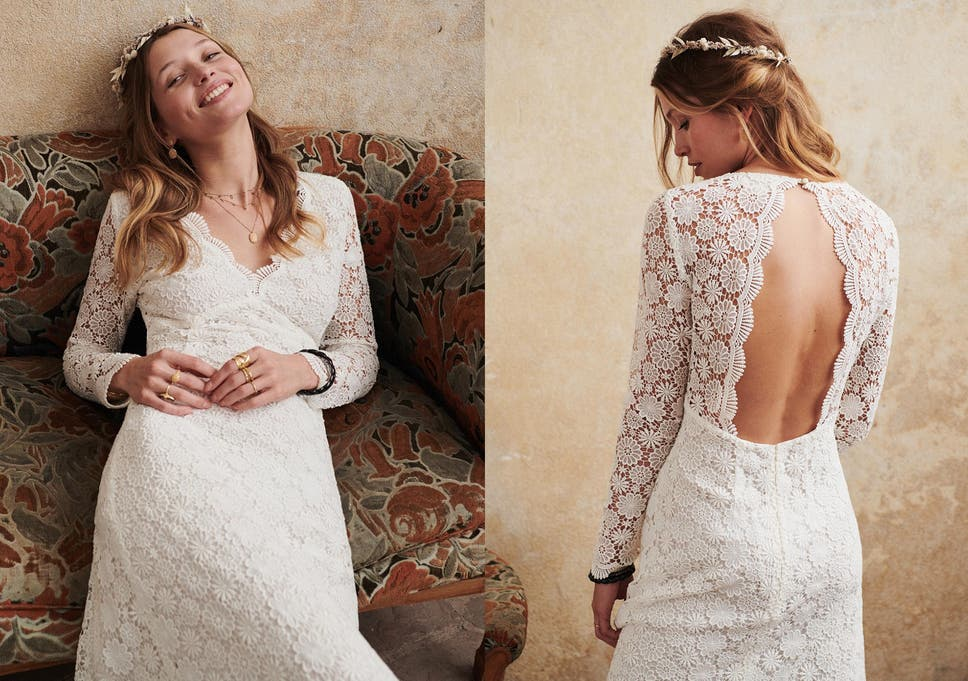 00152e7a81 9 best wedding dresses under £1,000 | The Independent