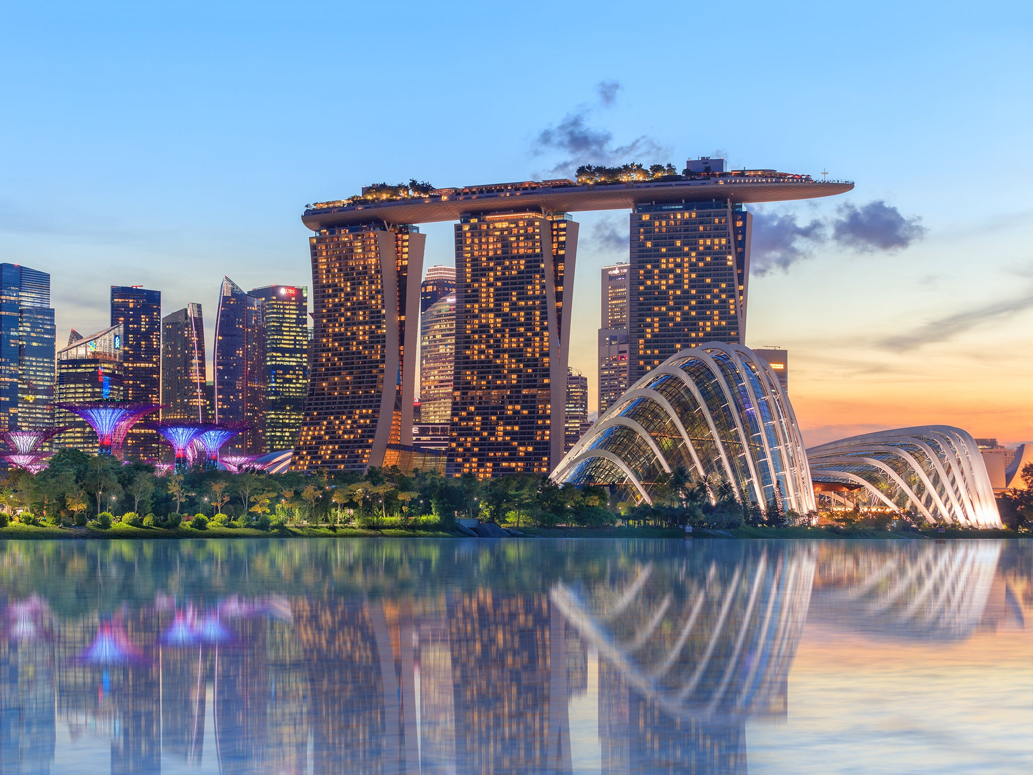 How to take the ultimate trip to Singapore