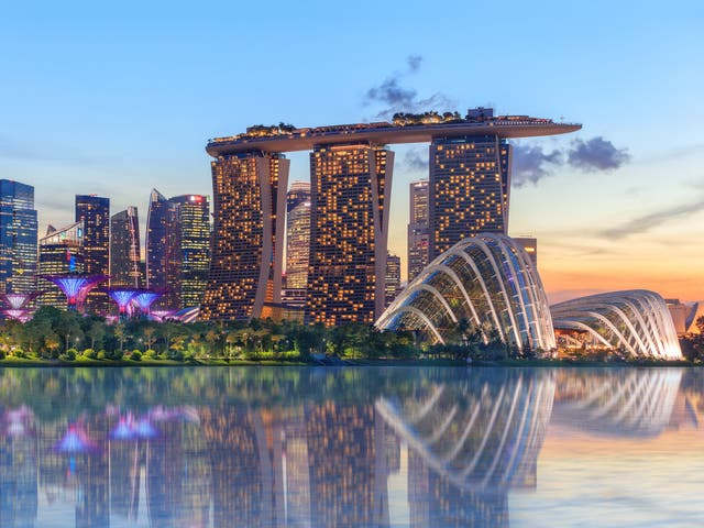 An extra day in Singapore is an opportunity to be relished
