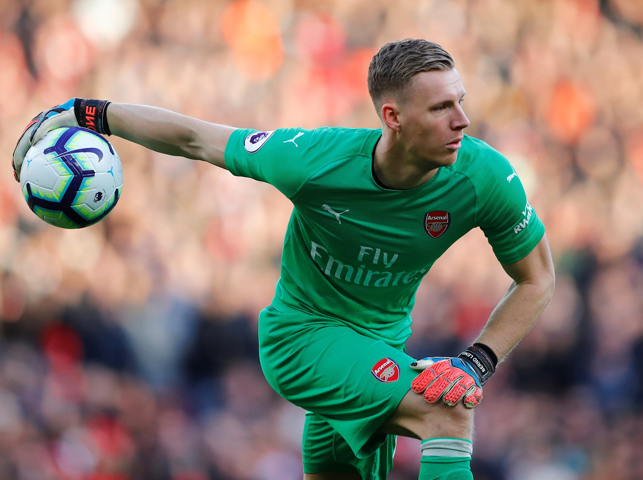 Arsenal Goalkeeper Bernd Leno After Man Utd Win: 'I Have