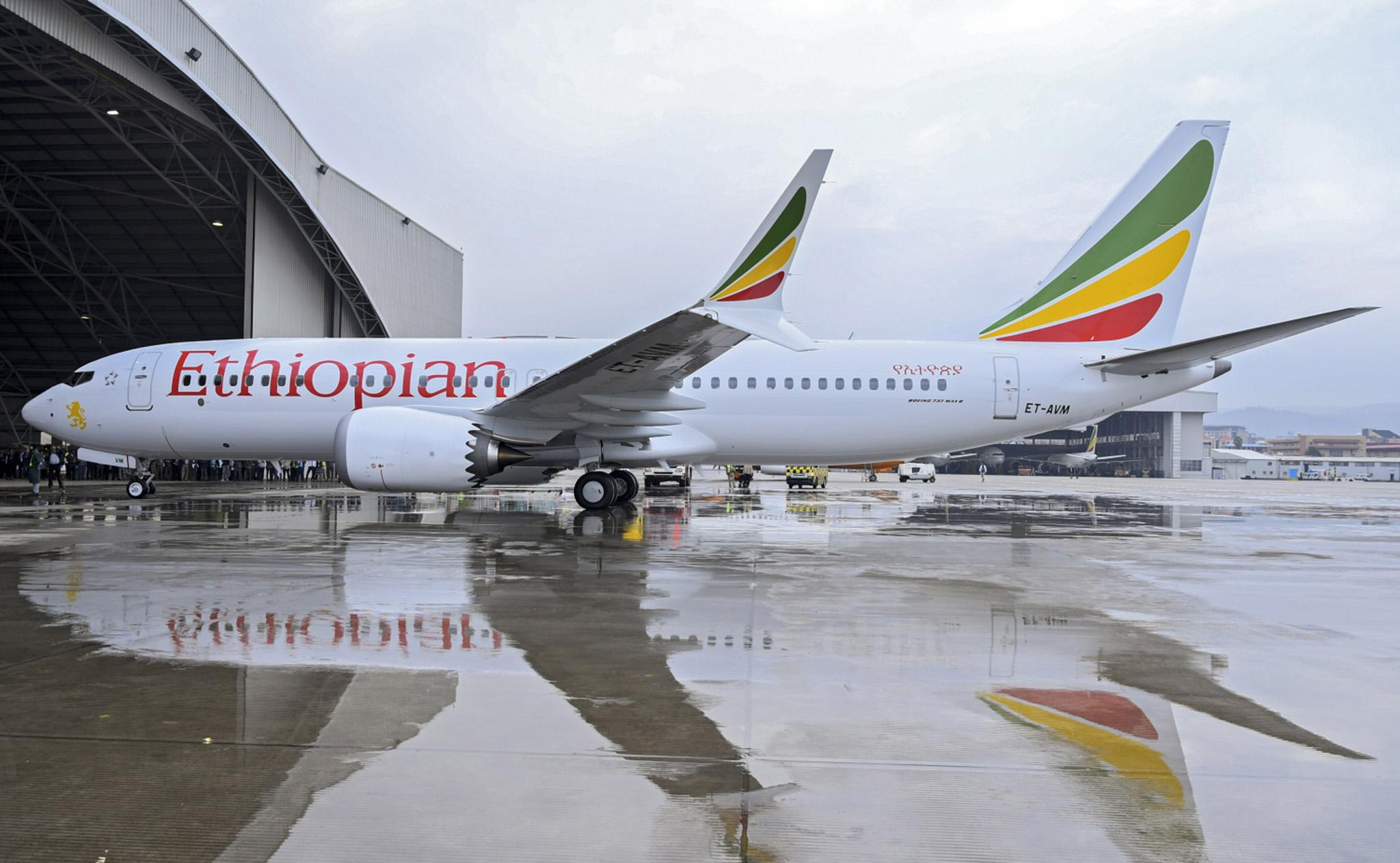 Boeing 737 MAX 8: Two pilots reported planes spontaneously