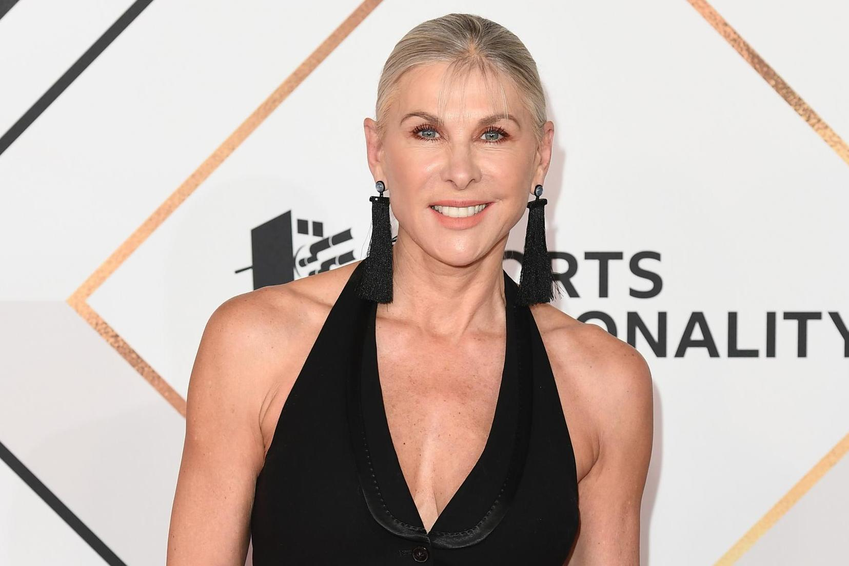 Angela Davies Sex Videos sharron davies says transgender athletes could 'ruin women's
