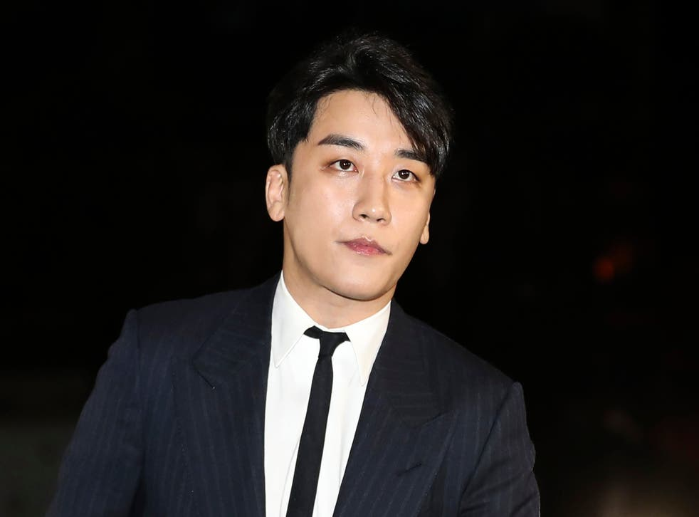 K Pop Star Seungri Indicted On Prostitution And Gambling Charges The Independent The Independent