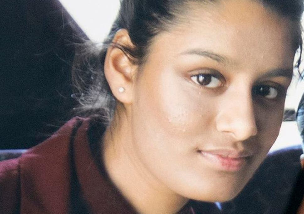 An undated file photo of Shamima Begum, whose baby son was confirmed dead in March last year