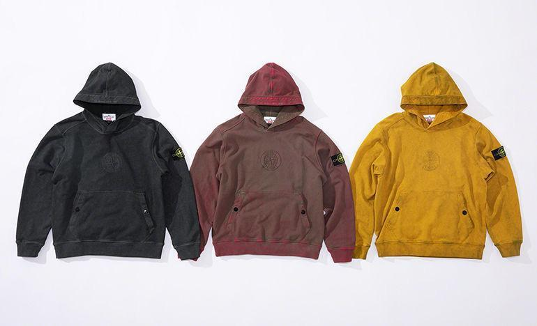 1f9d45ff7a2 Supreme x Stone Island 2019: Full spring/summer lookbook, release date and  locations | The Independent