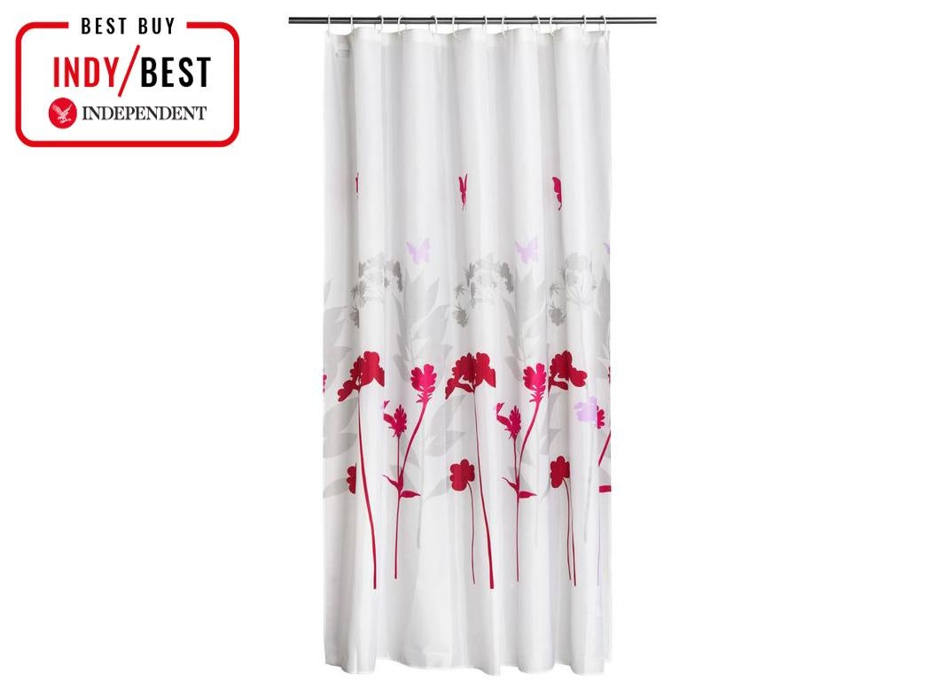 Sensational 9 Best Shower Curtains The Independent Download Free Architecture Designs Lukepmadebymaigaardcom