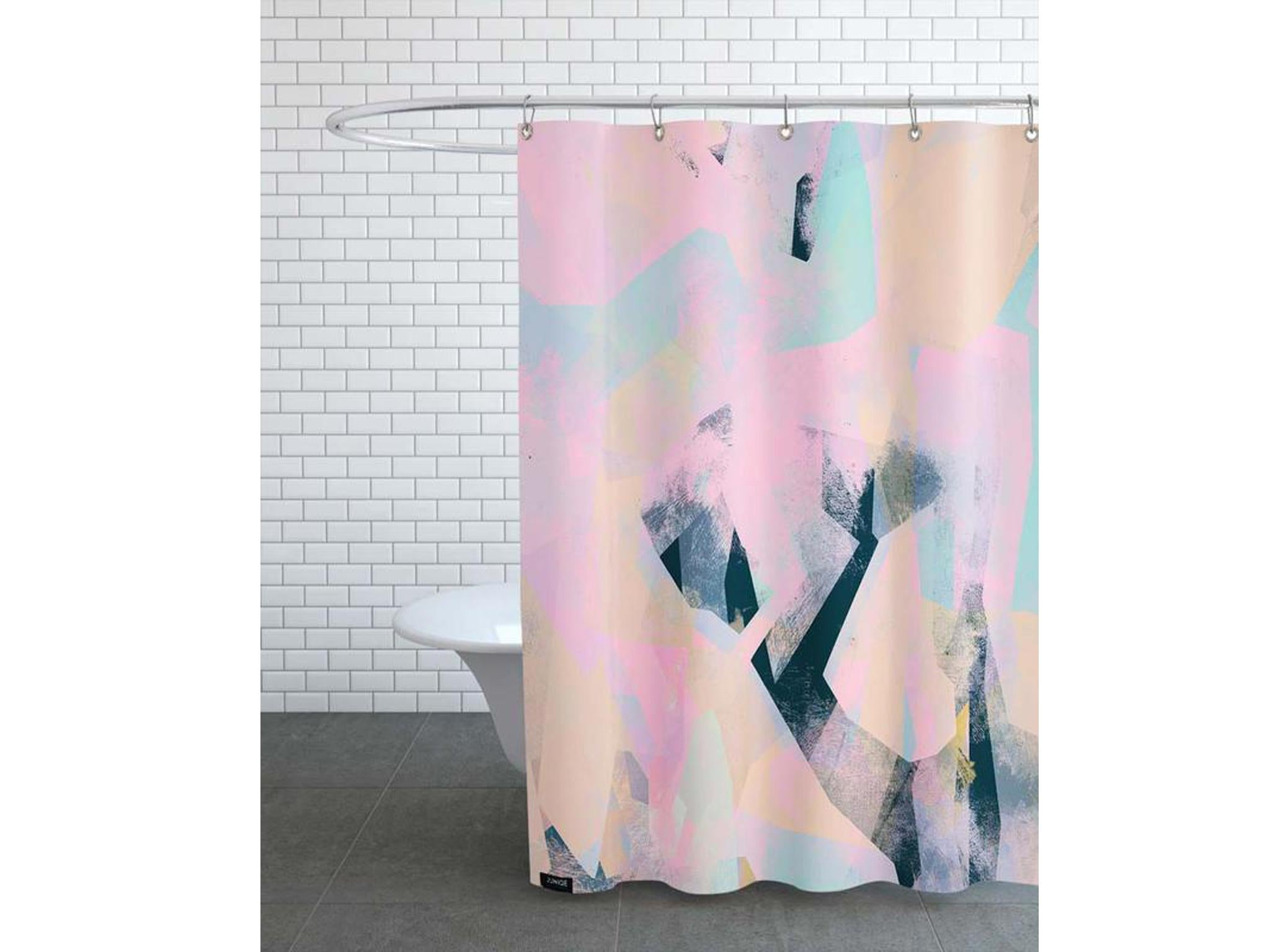 9 Best Shower Curtains The Independent