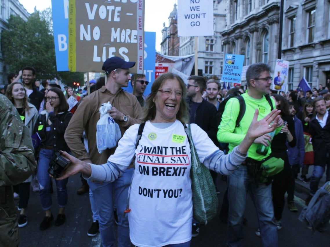 Brexit march route: How to get to and from the Final Say rally today in London