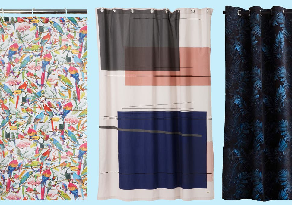 Peachy 9 Best Shower Curtains The Independent Download Free Architecture Designs Lukepmadebymaigaardcom