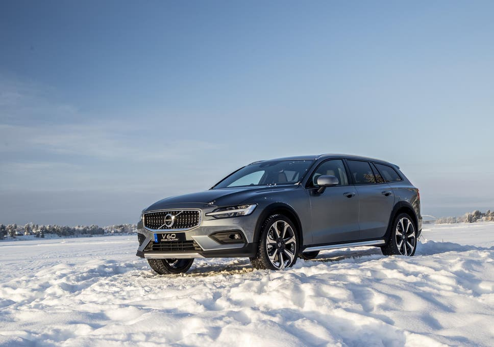Volvo V60 Cross Country >> Volvo V60 Cross Country Review The Car That Saved Me From