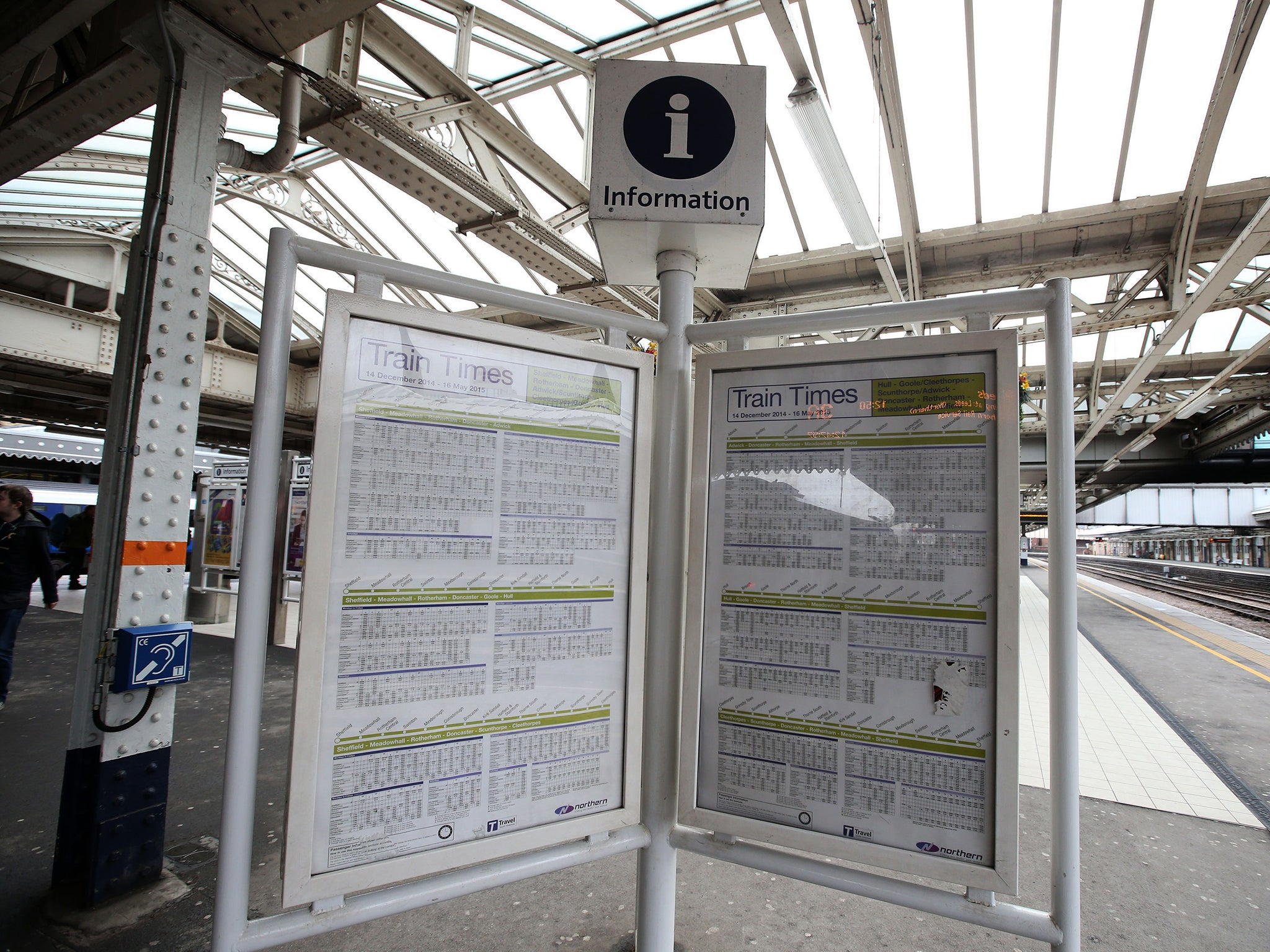 Bank holiday travel: Thousands of rail passengers face disruption over Easter weekend