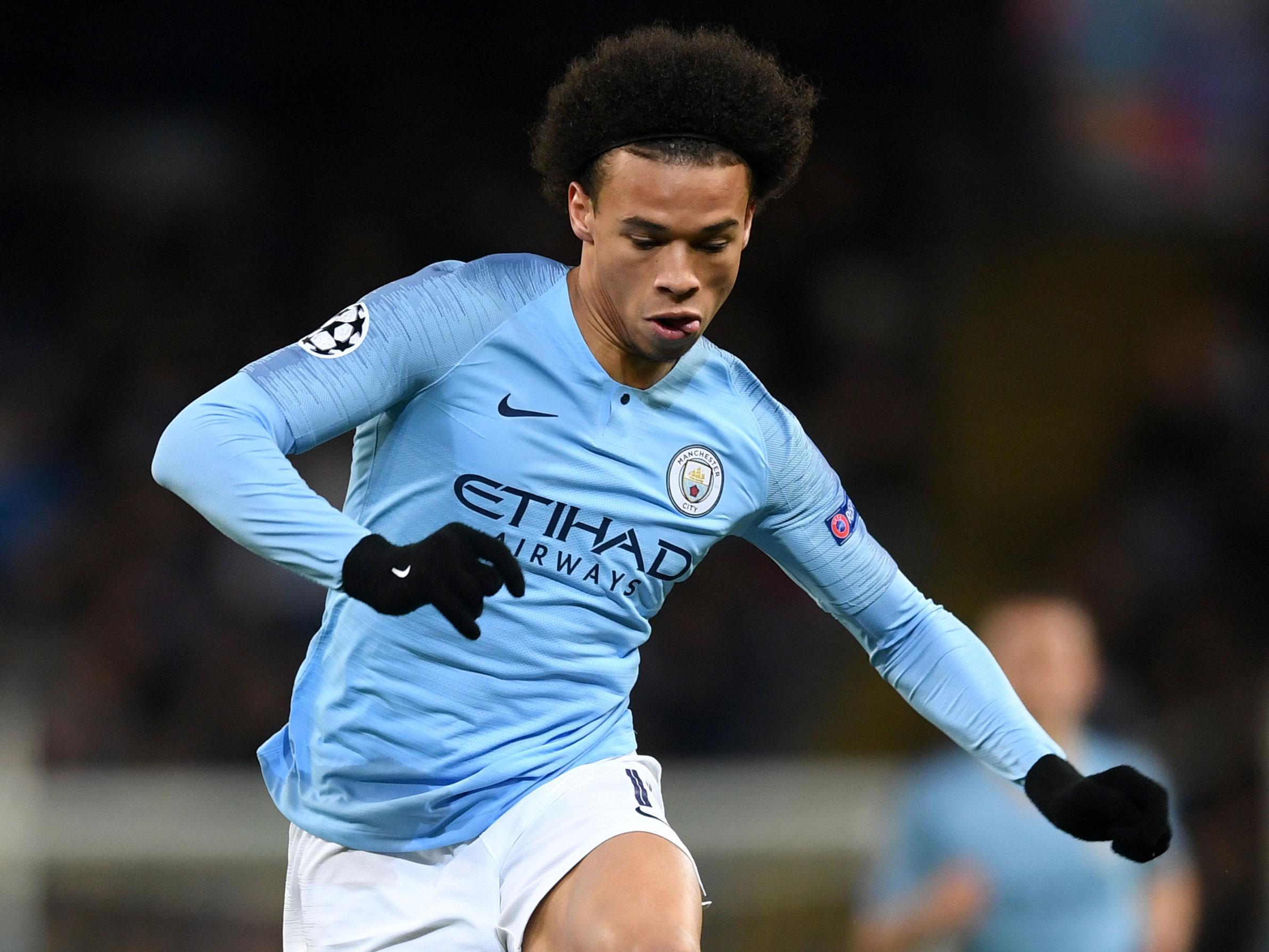 big sale 492c3 ce905 Leroy Sane is giving Pep Guardiola the right response to his ...