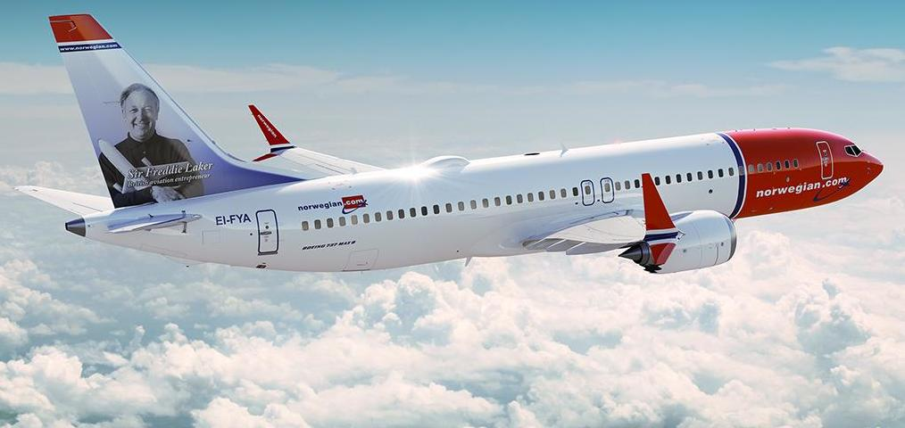 Norwegian Air blames £134m loss on Boeing 737 Max grounding and engine issues